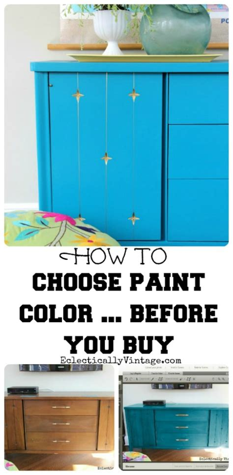how to choose paint how to chose paint colors before you buy