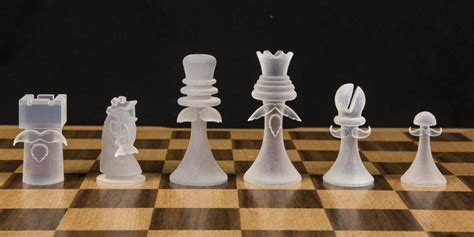 chess piece designs ordered to cease desist designers return with 2nd set