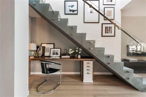 am駭agement bureau sous escalier visite d un appartement yorkais