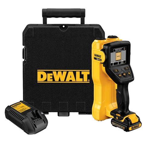 dewalt 12 volt max lithium ion cordless wall scanner with