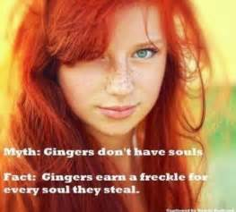 ginger s by other means so very many souls