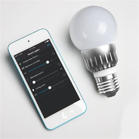 bluetooth lightbulb