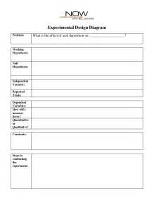 Experimental Design Template by 4 Best Images Of Experimental Design Chart Experimental