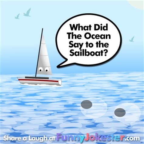 boat joke one liners new sailboat joke funny jokes for kids