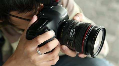 canon  mm fl  hands  review youtube