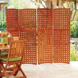 4 panel yard privacy screens privacy patio screen outdoor