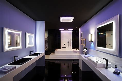 home interior design led lights ultra modern bathroom ideas by fir italia