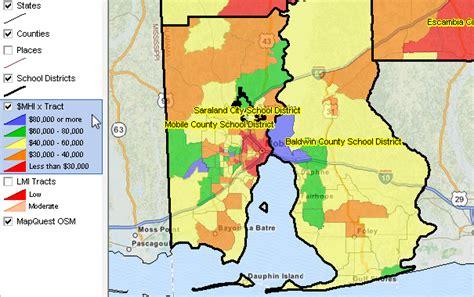 county school district al largest 100 school districts