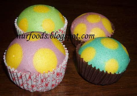 Cupcake Stand Biru Polkadot Bulat Berkualitas azam fnaa bakery apam polkadot m size