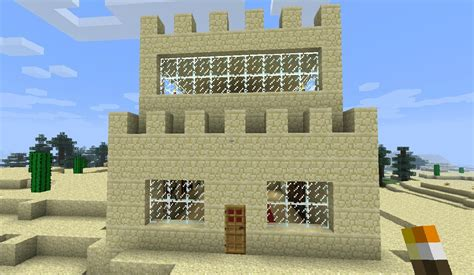 Minecraft House Blueprints Layer By Layer by Desert Style Homes Creative Mode Minecraft Java
