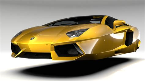 Lamborghini Upcoming Models Lamborghini Aventador Flying 2017 3d Model Vehicles 3d