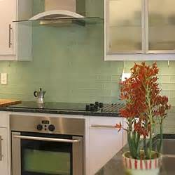Green Glass Tiles For Kitchen Backsplashes Tile Options For A Kitchen Backsplash Cane Sugar