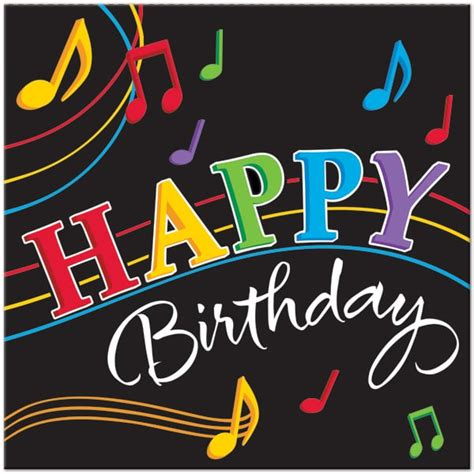 Musical Birthday Cards To Text