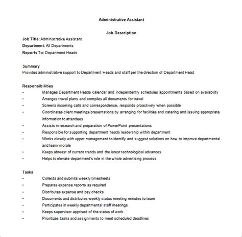 doc 728943 creative director job description creative