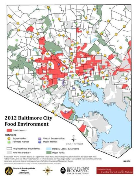 maryland food map new improved food desert map 2012 announcements