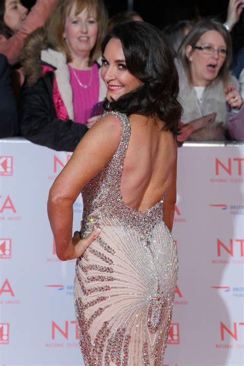 shirley ballas  national television awards  london