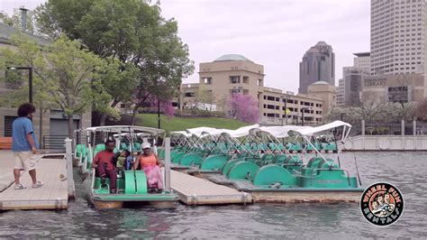 boat rental indianapolis wheels fun bike and boat rental on the canal in downtown