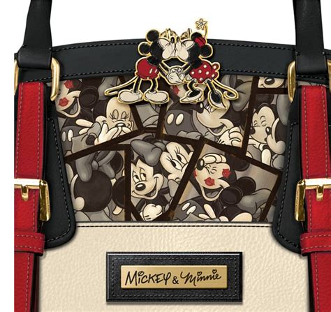 Slingbag Handbag Mickey Mouse Fashion disney discovery disney in the moment mickey mouse