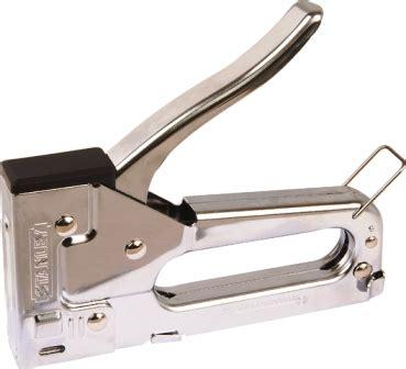 stanley tr45 light duty staple gun staple gun stanley light duty 6 tr45 go green store