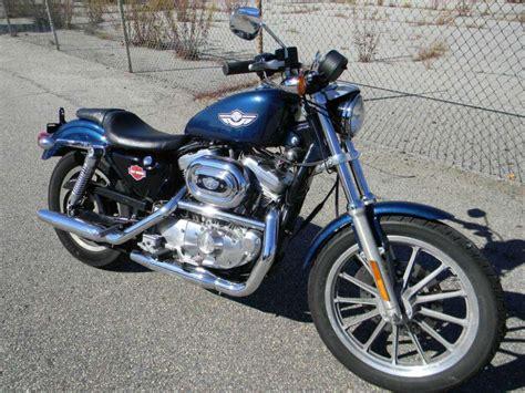 2003 Harley Davidson Sportster by 2003 Harley Davidson Xlh Sportster 883 Cruiser For Sale On