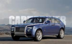 Suv Rolls Royce Car And Driver