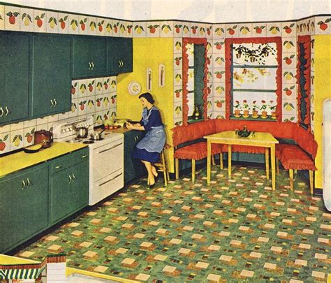 10 Asbestos Flooring Ripped Out - 17 best images about retro kitchens on vintage