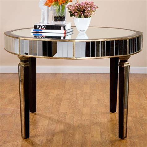 statements by j f2408 1 mirrored occassional dining table