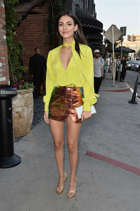 the highlight room victoria justice goes to the highlight room opening 18