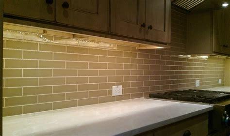 kitchen back splash subway 2 quot x 8 quot olive crackle