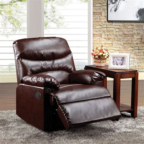 bonded leather chair cracking dreamfurniture arcadia power motion cracked brown