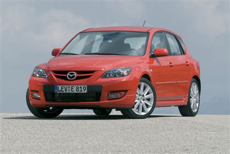 mazda 3 2008 accessories mazda 3 mps 2007 2008 features equipment and