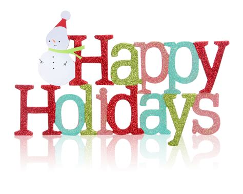 happy holidays clip art images clipartsco
