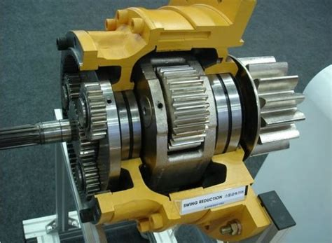 swing motor excavator excavator spare parts swing motor for hyundai doosan
