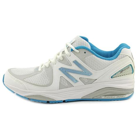 all white womens running shoes new balance 1540 v2 4e mesh white running shoe athletic