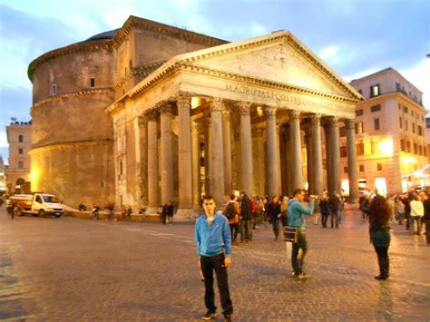 de roma de visita por roma foto erasmus roma