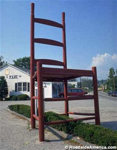 Chair In The World by World S Largest Chair The Battle Rages