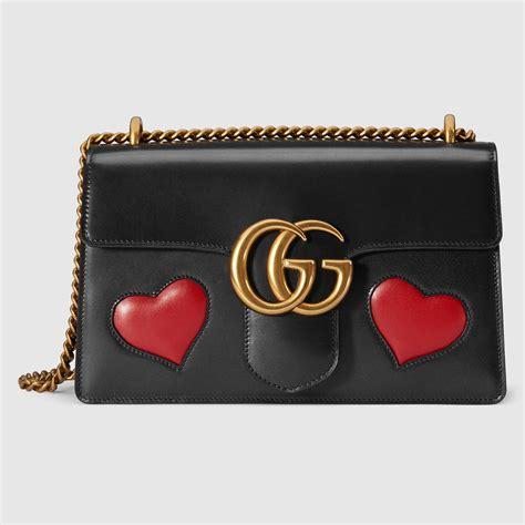 Replica Gucci Marmont gg marmont leather shoulder bag gucci s shoulder