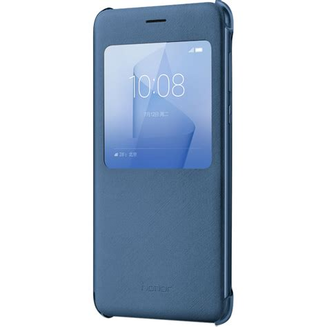 Flip Cover Huaweii For Y210 huawei honor 8 flip cover blue 51991684 b h photo