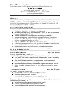 Sle Resume For Financial Services by Financial Aid Counselor Resume Sales Counselor Lewesmr