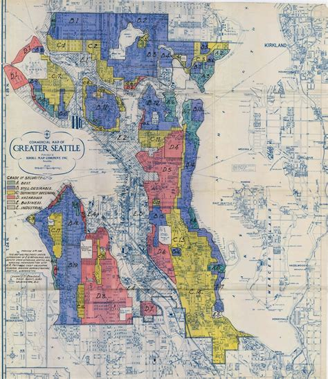 seattle zoning map how real estate shaped seattle real estate