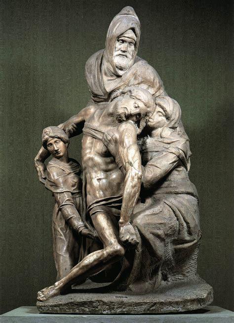 michelangelo s piet 224 by michelangelo buonarroti