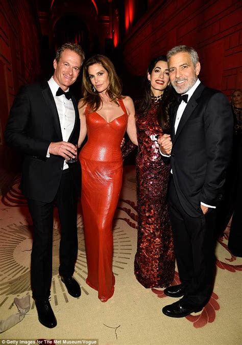 Shiny Fashion Tvs 25 High Challenge by Met Gala 2018 Afterparty Amal Clooney Changes Into