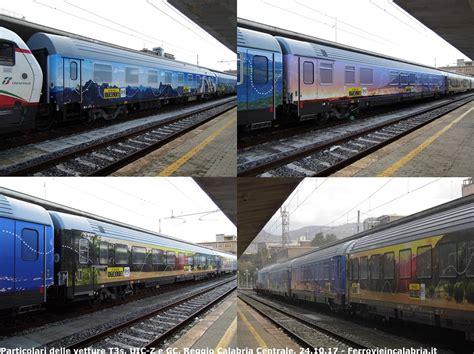 carrozze intercity destinazione italia carrozze intercity per treno pd sulla