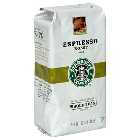 Espresso Bag Pack Of 3 Starbucks Espresso Roast Coffee Whole Bean 12 Ounce Bags Pack Of 3 In The Uae See Prices