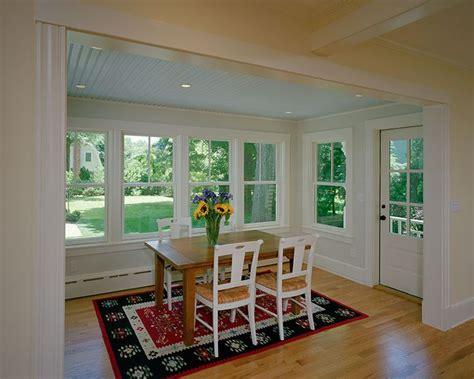 sunroom breakfast room love the simple style home addition ideas pinterest