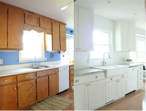 7 before and after kitchens