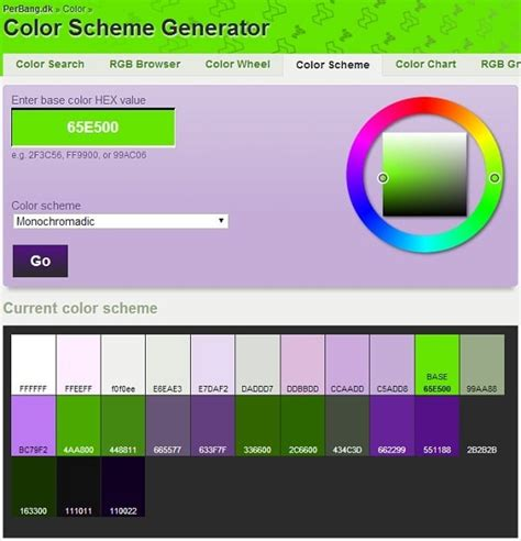 color scheme generator what color palette generator suits you best 46 cool color tools