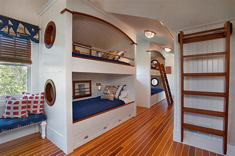 custom built bunk beds toby leary woodworking custom built in furniture