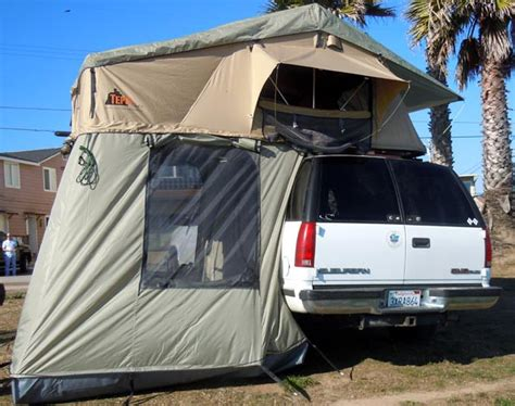 tepui awning tepui tents autana xl roof top tent