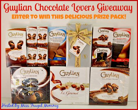 Giveaway Chocolate - guylian chocolate lovers giveaway enter online sweeps